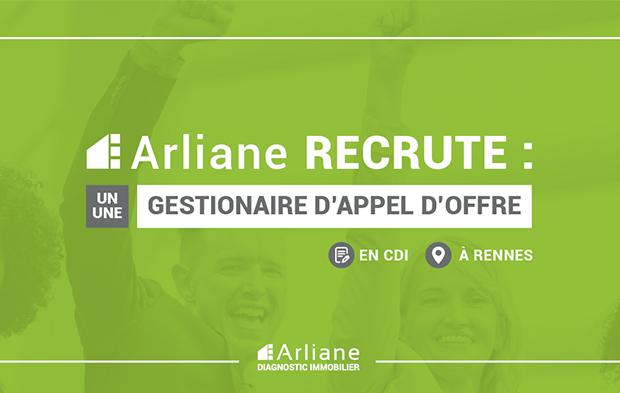 Groupe ADI recrute un Gestionnaire d'appels d'offres en CDI à Rennes